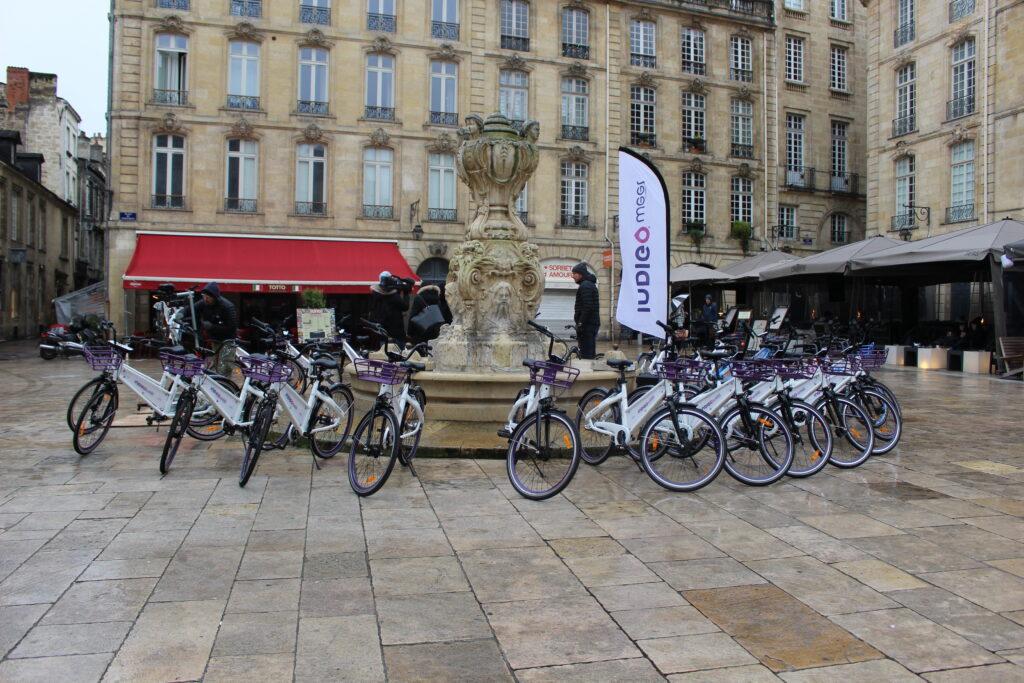 vélo mobilité douce