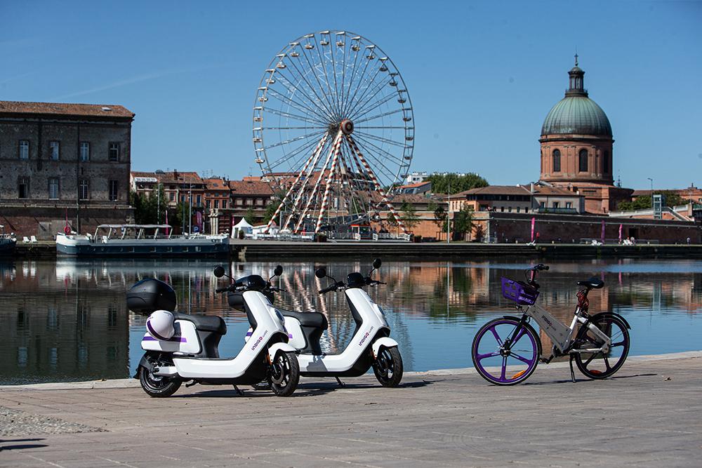scooter mobilité